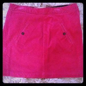Corduroy Tommy skirt